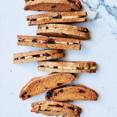 Pastry genius Dominique Ansel sandwiches jam and almond cream between two biscotti to create these addictive cookies. Get the recipe at Food & Wine.