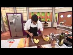Receta: solomillo al whisky con patatas - YouTube