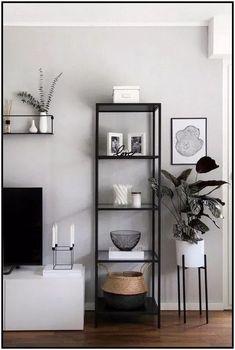 Home Living Room, Interior Design Living Room, Living Room Designs, Living Room Decor, Bedroom Decor, Ikea Bedroom, Decor Room, Bedroom Furniture, Bedroom Ideas