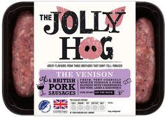 The Jolly Hog VENISON