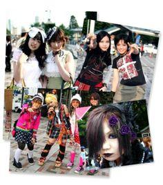 I love Harajuku! Harajuku Japan, Japanese Harajuku, Harajuku Girls, Harajuku Fashion, Harajuku Style, Super Secret, Japanese Street Fashion, Secret Obsession, Street Style