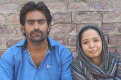 Couple in Mandore Gardens, Jodhpur, India