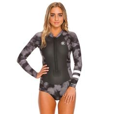 Image for Hurley Fusion 202 Springsuit Wetsuit from City Beach Australia