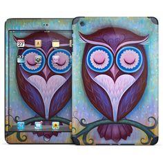 iPad Mini Sleepy Owl by Jeremiah Ketner
