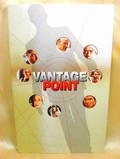 Movie Program Japan- VANTAGE POINT /2008/DENNIS QUAI,MATTHEW FOX,FOREST WHITAKER