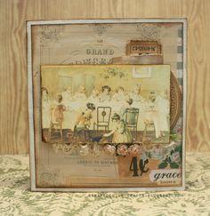 http://scrapbooking-crafts.blogspot.com/2013/07/vintage-cards.html