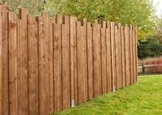 Cl ture et palissade verticale ne bois deco exterieure Cloture en bois jardin