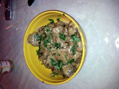 """Swedish Meatballs! 4.33 stars, 3 reviews. """"Great recipe!!! I would add some more water to the gravy than just one cup - may be 2 or 3."""" @allthecooks #recipe #swedish #meatballs #easy #hot #dinner"""