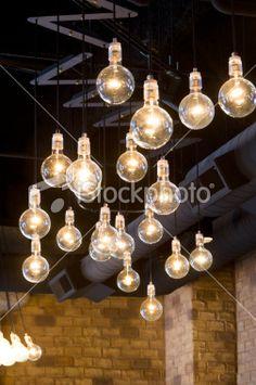 Industrial Bulbs.