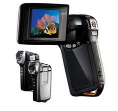 "$49.99 DXG Sportster 5MP HD Underwater Camcorder With 2.5"" LCD 720p Rotating Display, 4x Digital Zoom & HDMI #BensSkinSweep"