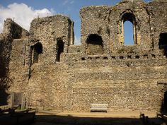 Canterbury Castle, Canterbury, Kent, England | Flickr - Photo Sharing!