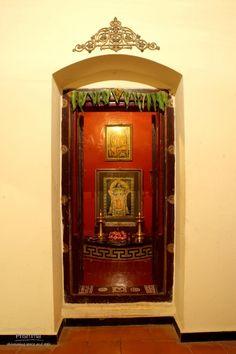 puja room design. home mandir. lamps. doors. vastu. idols placement.