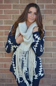 Scarf Outfit Ideas for Fall | Glam Bistro