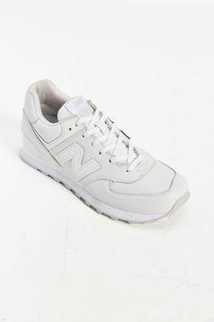 06bb48907da New Balance 574 Whiteout Running Sneaker