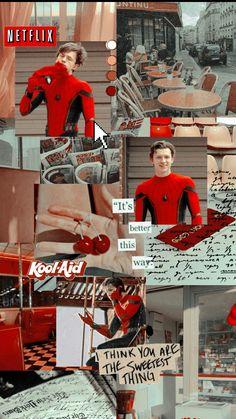 📍Avengers wallpaper 📍𝑭𝒐𝒓 𝒎𝒐𝒓𝒆 𝒍𝒊𝒌𝒆 𝒕𝒉𝒊𝒔 ,𝒇𝒐𝒍𝒍𝒐𝒘 Marvel Characters, Marvel Heroes, Parker Spiderman, Spiderman Marvel, Wallpaper Computer, Tom Holand, Marvel Background, Marvel Cartoons, Baby Toms
