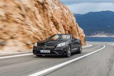 Mercedes AMG SLC43