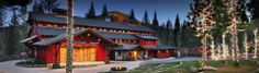 The Martis Camp Family Barn - For kids of all ages
