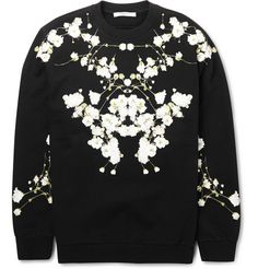 Relax in style with our selection of men's designer hoodies, sweatpants and sweatshirts. Shop today at MR PORTER, the online style destination for men. Mens Designer Hoodies, Givenchy Clothing, Givenchy Man, Curated Shopping, Fashion Cover, Printed Sweatshirts, Spring Outfits, Menswear, Mens Fashion
