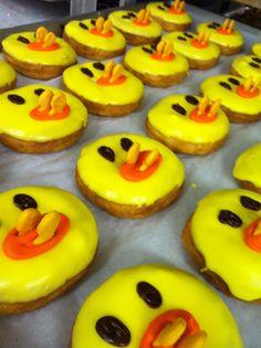 Easter ducks!...O'doodleDoo's Donuts, Suffolk, VA