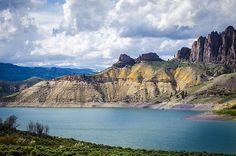 Blue Mesa near Gunnison. Colorado @Aquina Holt