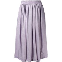 Etro metallic full midi skirt (11.926.810 IDR) ❤ liked on Polyvore featuring skirts, etro, grey, grey midi skirt, etro skirt, gray midi skirt, metallic skirt and midi skirt