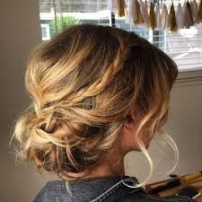 What's the Difference Between a Bun and a Chignon? - How to Do a Chignon Bun – Easy Chignon Hair Tutorial - The Trending Hairstyle Up Dos For Medium Hair, Medium Hair Styles, Short Hair Styles, Hair Updos For Medium Hair, Messy Bun Hairstyles, Pretty Hairstyles, Messy Updo, Bridal Hairstyles, Formal Hairstyles