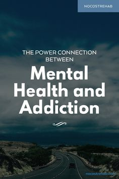"""The Power Connection between.The relationship between mental illness and addiction is complex. These relationships are often considered in the following ways:  Drugs and alcohol can be a form of self-medication. In such cases, people with mental illness may have untreated—or incompletely treated—conditions (such as anxiety or depression) that may """"feel less painful"""" when the person is high on drugs or alcohol. Unfortunately, while drugs and alcohol may feel good in the moment they are not…"""