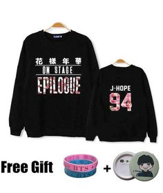 "BTS Bangtan Boys ""Epilogue"" Sweatshirt (FREE GIFTS)"