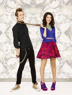 Jane by design. Love the style, for both of them! Erica dasher has such amazing outfits on-screen and in real life