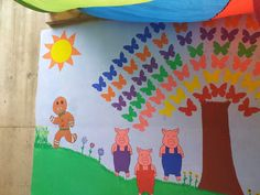 Eyfs, Wall Murals, Fairy Tales, Wallpaper Murals, Murals, Wall Prints, Mural Painting, Fairytail, Adventure Movies