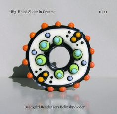 IMG_3955 by Beadygirl Beads, via Flickr  so colorful, love it