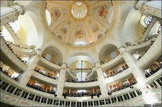 Church of Our Lady Dresden Germany Rose From the Ashes : Blog: Wartime Wednesdays | Elinor Florence