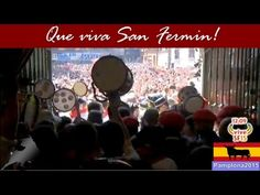 San Fermin's first day Chupinazo - Primer día de San Fermin 2015The festival of San Fermín in the city of Pamplona (Navarre, Spain) is a deeply rooted celebration held annually from 12:00, 6 July, when the opening of the party is marked by setting off the pyrotechnic chupinazo,to midnight 14 July, with the singing of the Pobre de Mí.While its most famous event is the encierro, or the running of the bulls, which happens at 8:00 am from 7 July to 14 July, the week-long celebration involves…