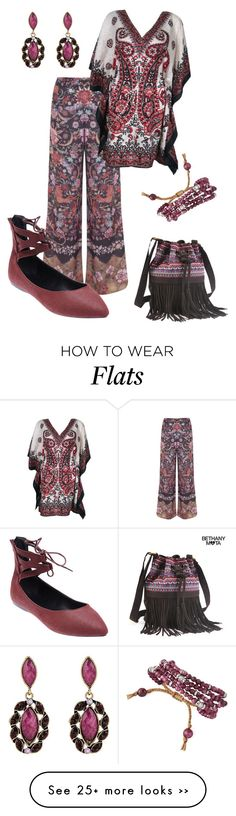 """Feeling Boho"" by najoli on Polyvore"