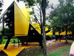 High-tech, low-tech or somewhere in between - these six schools are all beautiful and brilliant examples of green design.