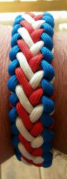 Craft Idea #3 Paracord Bracelets
