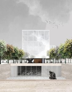 2012 Daegu Gosan Library : Superunion Architects