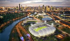 Melbourne Home to World's Most Iconic Stadium