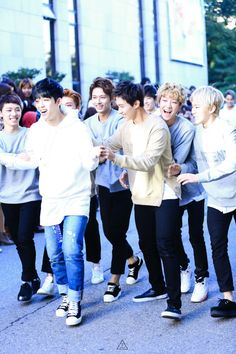 If you don't think seventeen is the cutest group then you're wrong
