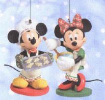 2004 Affection For Confections Mickey & Minnie