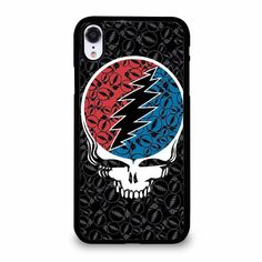 Vendor: casemoon Type: iPhone XR case Price: 14.90  This stunning THE GRATEFUL DEAD LOGO iPhone XR case will create marvelous appearance to your iPhone XR case phone. It is manufactured from lasting hard plastic or silicone rubber cases in color black or white. Each case is designed in a high-resolution printing image. The case makes the sides and corners of the phone are covered from bumps. This case is not only accessories to cover your phone but also bring extravagance style cover.  Compatibility: Apple iPhone XR - 150.9 x 75.7 x 8.3 mm  THE
