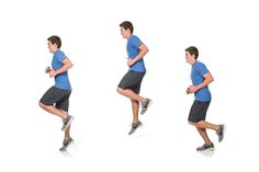 These simple plyometric exercises have the potential to improve your overall strength and running economy.