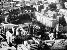 Šafárokovo námestie okolo roku 197...