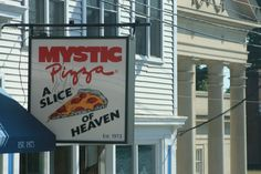 Mystic, Connecticut Where they filmed  MYSTIC PIZZA