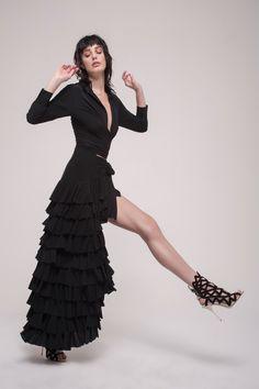 Norma Kamali, Look #16