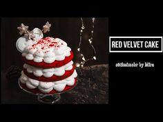 Vörösbársony-Torta (Red Velvet Cake) teljes recept és elkészítés - süti mámohr by Míra - YouTube Velvet Cake, Red Velvet, Birthday Candles, Birthday Cake, Rum, Blog, Birthday Cakes, Blogging, Rome