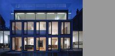 House in Highgate Village Conservation Area, London by Eldridge Smerin