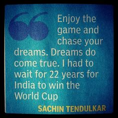 Motivational Cricket Quotes. QuotesGram by @quotesgram More