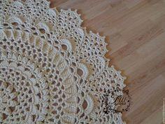 Текстиль, ковры ручной работы. Заказать Вязаный ковер