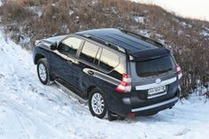 Toyota Land Cruiser Prado. Слезы радости?